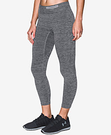 Under Armour Heathered Leggings