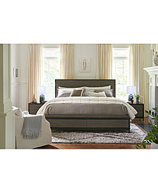 Avery Brown Storage Bedroom Furniture, 3-Pc. Set (Queen Bed, Dresser & Nightstand)
