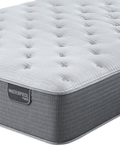 Serta Masterpiece Albert 14'' Luxury Firm Mattress - King, Created for Macy's