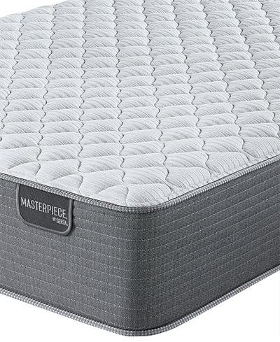 Serta Masterpiece Henry 14.5'' Extra Firm Mattress - Twin XL, Created for Macy's