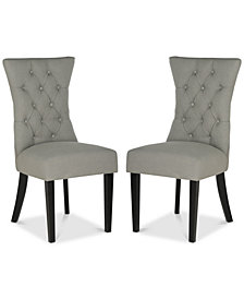 Mantell Dining Chairs (Set Of 2), Quick Ship