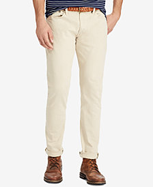 Polo Ralph Lauren Men's Varick Slim-Straight Stretch Jeans