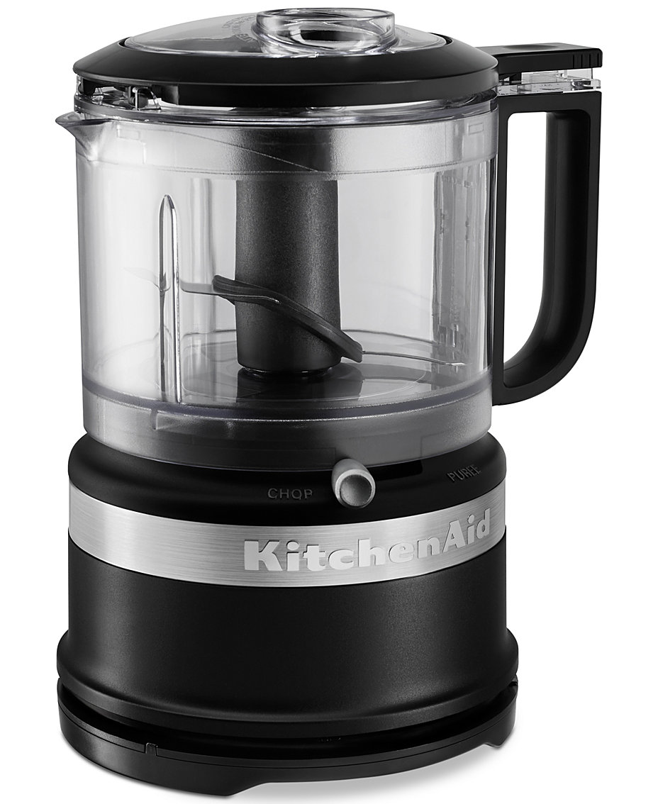Kitchenaid 3 5 Cup Food Chopper Reviews Small Appliances