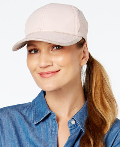 August Hats Water-Resistant Baseball Cap