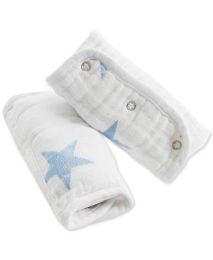 Image of aden by aden + anais Baby Boys 2-Pk. Printed Strap Covers