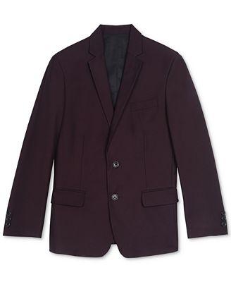 Calvin Klein Shiny Square Jacket, Big Boys