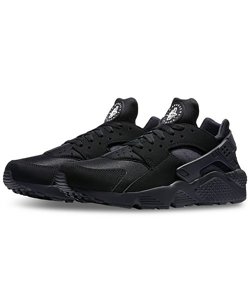 b55992a0af5f1 ... Nike Men s Air Huarache Run Running Sneakers from Finish Line ...