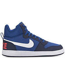 Nike Men's Recreation Mid Casual Sneakers from Finish Line