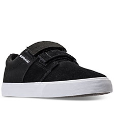 Supra Little Boys' Stacks II Casual Sneakers from Finish Line