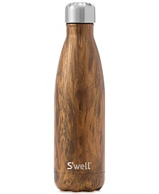 S'well® 17-oz. Teak Wood Water Bottle