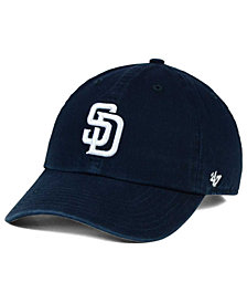 '47 Brand Boys' San Diego Padres CLEAN UP Cap
