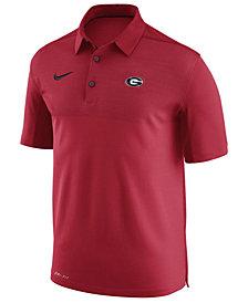 Nike Men's Georgia Bulldogs Elite Coaches Polo