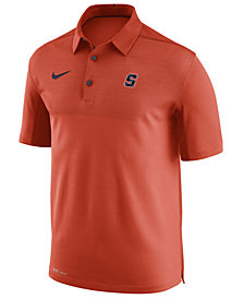 Nike Men's Syracuse Orange Elite Coaches Polo