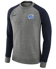 Nike Men's North Carolina Tar Heels AW77 Crew Sweatshirt