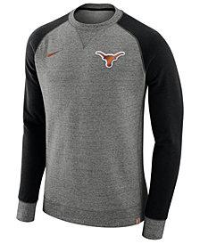 Nike Men's Texas Longhorns AW77 Crew Sweatshirt