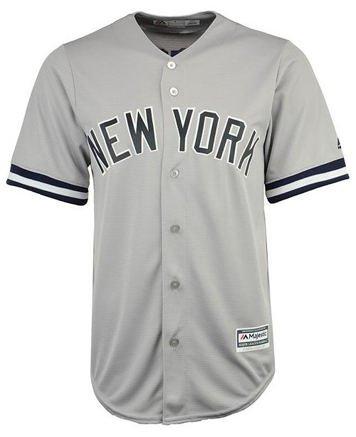 new style cc755 50294 Men's Aaron Judge New York Yankees Player Replica Cool Base Jersey