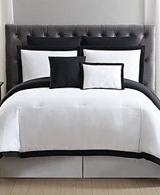 Truly Soft Everyday Hotel Border 7-Pc. Bedding Sets