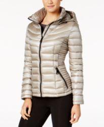 Calvin Klein Packable Puffer Coats
