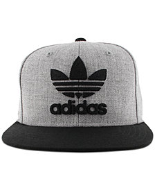 adidas Men's Originals Flat-Brim Hat