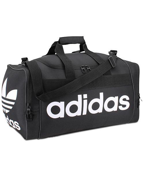 dc29cc107 adidas Men's Santiago Duffel Bag & Reviews - Bags & Backpacks - Men ...