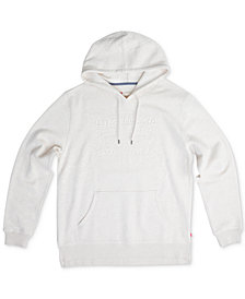 Levi's® Men's Arena Embossed-Logo Pullover Hoodie