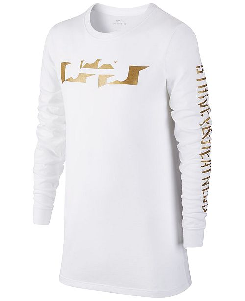 fae671c1009 Nike Dri-FIT LeBron James T-Shirt