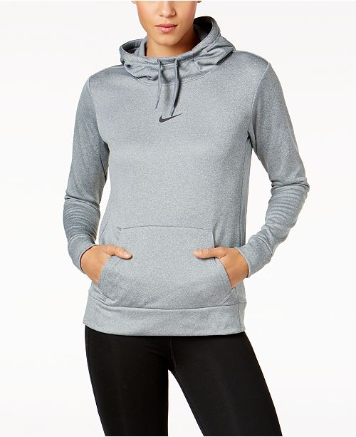 06040b3c873a Nike Therma Dri-FIT Training Hoodie   Reviews - Tops - Women ...