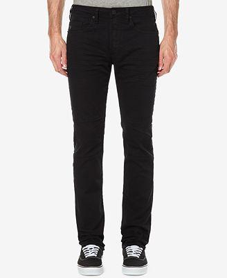 Buffalo David Bitton Men's Ash-X Slim Fit Stretch Jeans