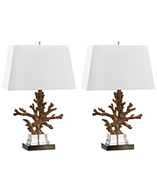 Bashi Set of 2 Table Lamps