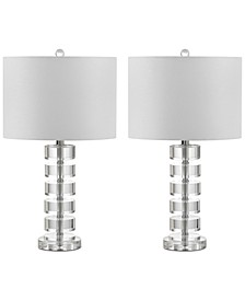 Frances Set of 2 Table Lamps