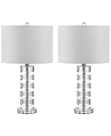 Safavieh Frances Set of 2 Table Lamps