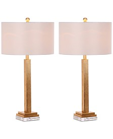 Safavieh Perri Set of 2 Table Lamps