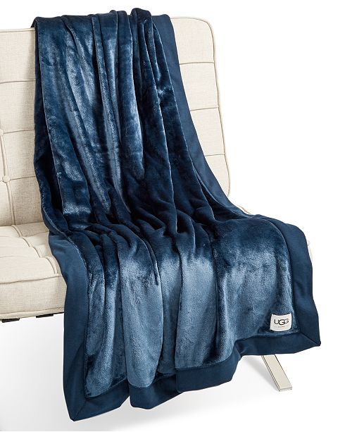 Ugg Throw Blanket Delectable UGG Duffield Throw Blanket Outdoor Camping Men Macy's