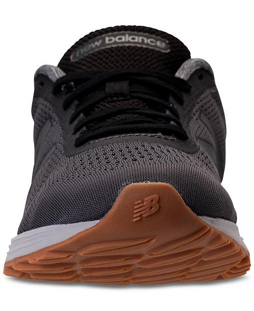 separation shoes f9ea7 14306 New Balance Men's Fresh Foam Arishi Running Sneakers from ...