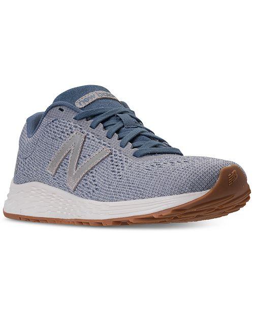 a9f394e7d941a ... New Balance Women s Fresh Foam Arishi Running Sneakers from Finish ...