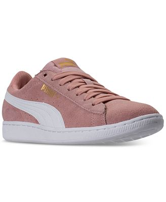 Puma Women S Vikky Casual Sneakers From Finish Line Finish Line