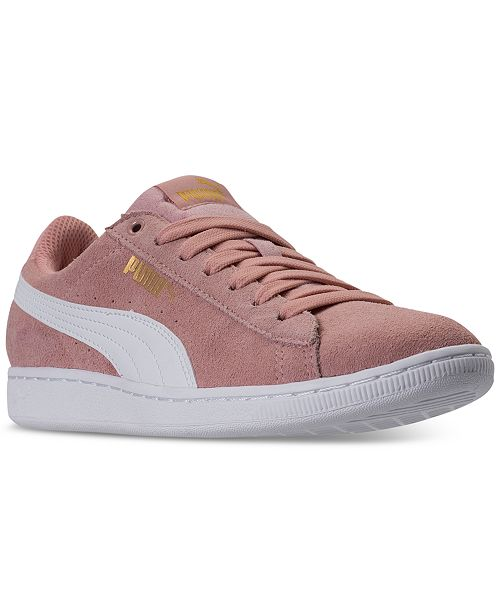6ee9ff4c07fbd Puma Women s Vikky Casual Sneakers from Finish Line   Reviews ...