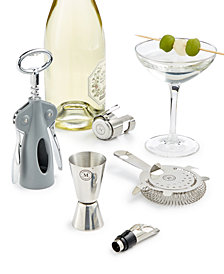 Martha Stewart Collection Good Tools for Cocktails, Created for Macy's