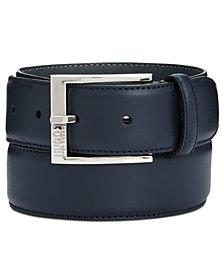 Hugo Boss Men's C-Ellotyo Leather Belt