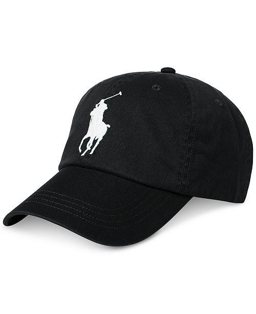 Polo Ralph Lauren Men's Athletic Twill Cap