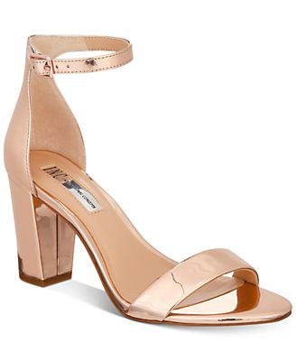 rose gold heels - Shop for and Buy rose gold heels Online - Macy's
