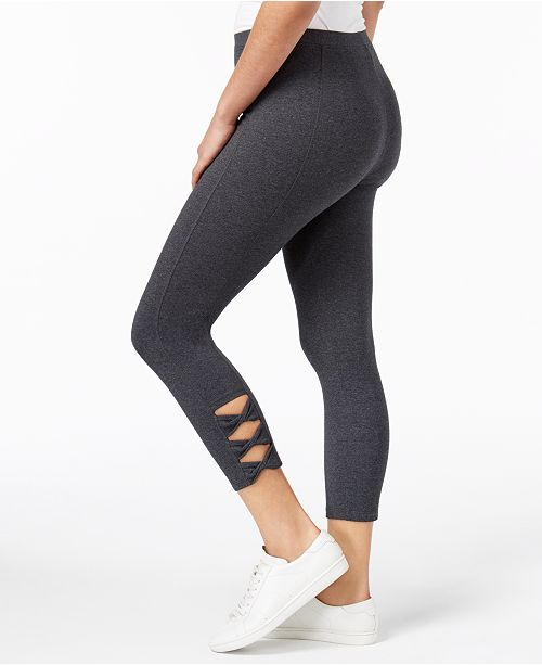 831022a62647c Style & Co. Twisted Cutout Leggings, Created for Macy's. 1 reviews. main  image; main image ...