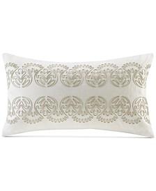 "Suzanna 12"" x 20"" Oblong Decorative Pillow"
