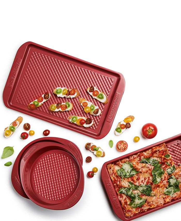Farberware - Colorvive 4-Pc. Bakeware Set