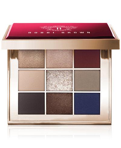 Bobbi Brown Caviar & Rubies Eye Shadow Palette
