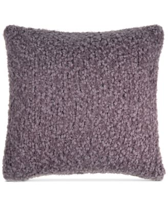 "Home X-Factor Knit 18"" x 18"" Decorative Pillow"