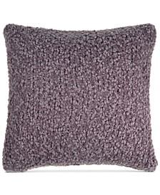 "X-Factor Knit 18"" x 18"" Decorative Pillow"
