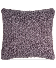 "Donna Karan Home X-Factor Knit 18"" x 18"" Decorative Pillow"