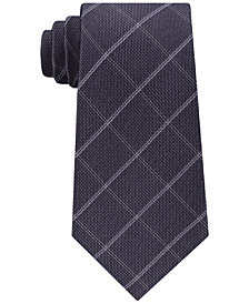 Michael Kors Men's Stonehurst Grid Silk Tie