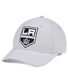 adidas Los Angeles Kings Core Basic Adjustable Snapback Cap